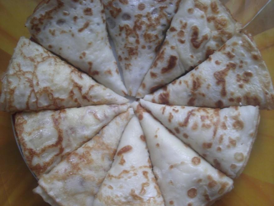 пицца на кислом кефире рецепты